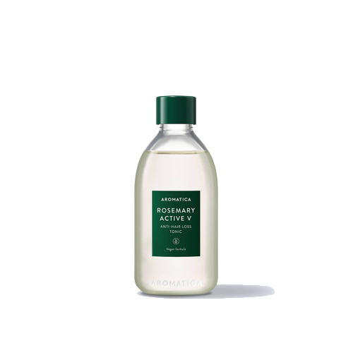 Aromatica Rosemary Active V Anti-Hair Loss Tonic 100ml (Renewal)
