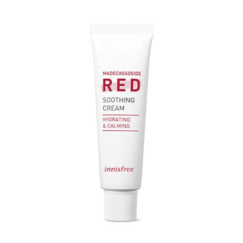 innisfree Madecassoside Red Soothing Cream 50ml