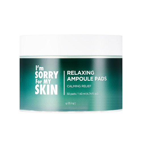 I'm Sorry for My Skin Relaxing Ampoule Pads 50ea