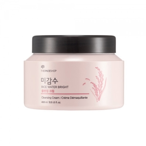 THE FACE SHOP Rice Water Bright Cleansing Cream 400ml