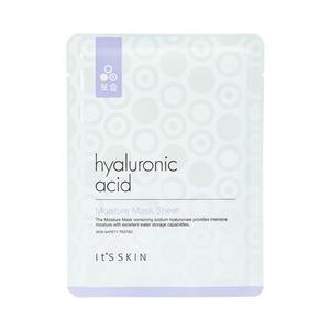 It's skin Hyaluronic Acid Moisture Mask Sheet 17g * 3ea