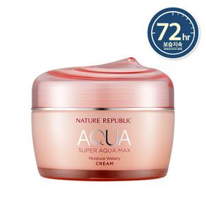 NATURE REPUBLIC Super Aqua Max Moisture Watery Cream 80ml
