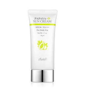 BENTON Papaya-D Sun Cream SPF38 / PA+++ 50g