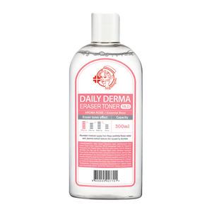 Nightingale Daily Derma Eraser Toner Aroma Rose 300ml