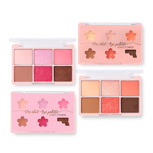 CHICA Y CHICO 2018 Spring Edition One Shot Eye Palette 9g