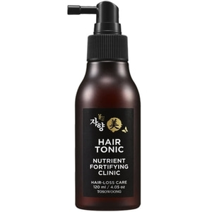 [TIME DEAL] TOSOWOONG Hair Tonic Nutrient Fortifying Clinic Hair-Loss Care 120ml