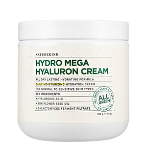 NATUREKIND Hydro Mega Hyaluron Cream 500g
