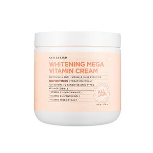 NATUREKIND Whitening Mega Vitamin Cream 500g