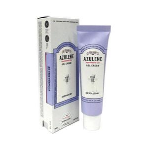 DERMATORY Hypoallergenic Cica Gel Cream 50ml