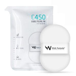 Wish Formula C450 Bubble Peeling Pad 4ea