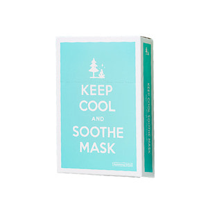 KEEP COOL Soothe Intensive Calming Mask 10ea