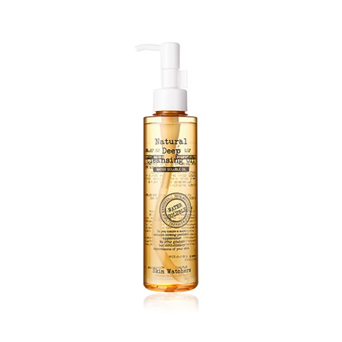 Skin Watchers Natural Deep Cleansing Oil 150ml