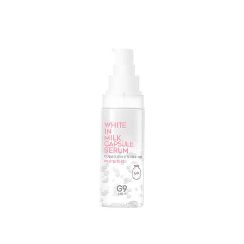 G9SKIN White In Milk Capsule Serum 50ml