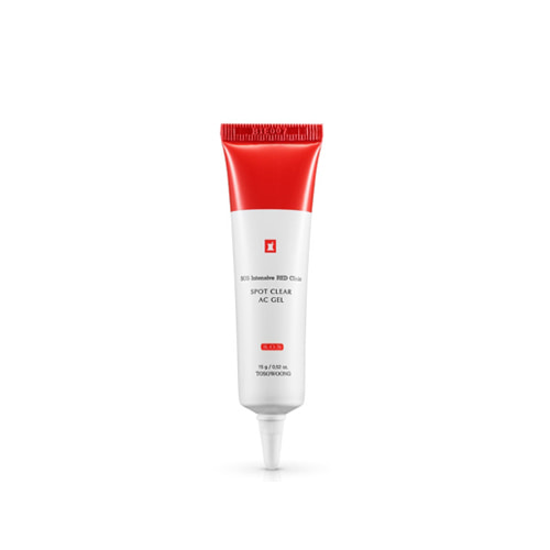 TOSOWOONG SOS Intensive Red Clinic Spot Clear AC Gel 15g