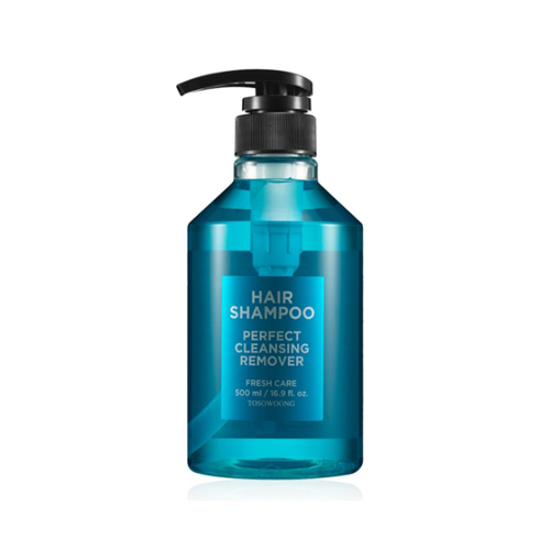TOSOWOONG Hair Shampoo Perfect Cleansing Remover 500ml