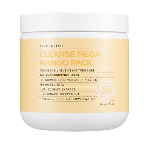 NATUREKIND Cleanse Mega Mango Pack 500g