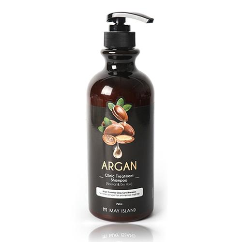 MAY ISLAND Argan Clinic Treatment Shampoo 750ml