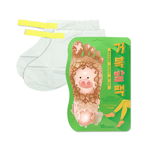 Elizavecca Witch Piggy Hell-Pore Turtle's Foot Pack 40g