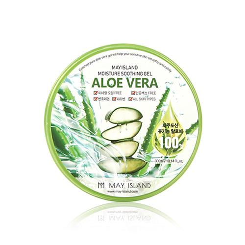 MAY ISLAND Aloe Vera Moisture Soothing Gel 300ml