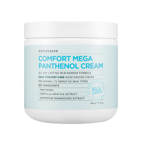 NATUREKIND Comfort Mega Panthenol Cream 500g