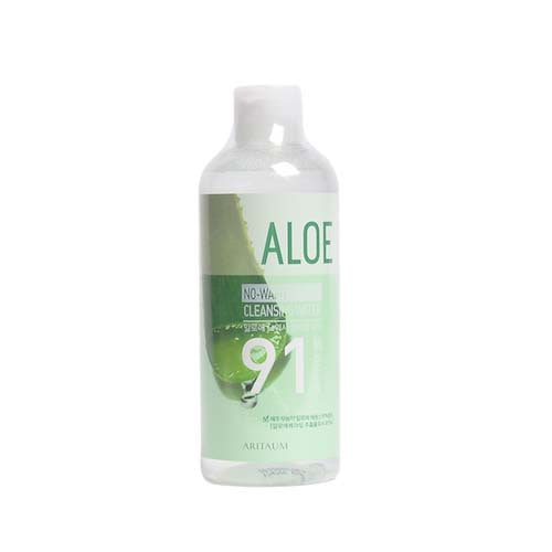 ARITAUM Aloe No Wash Cleansing Water 300ml