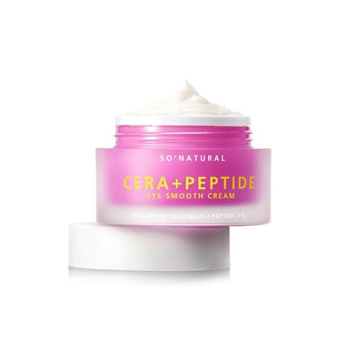 so natural Cera Plus Peptide Eye Smooth Cream 30ml