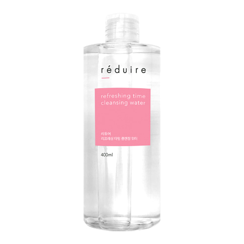 reduire Refreshing Time Cleansing Water 400ml
