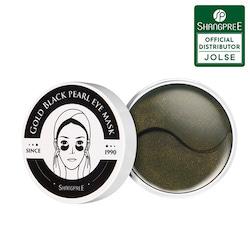 SHANGPREE Gold Black Pearl Eye Mask 60ea