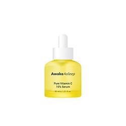 AwakeAsleep Pure Vitamin C 15% Serum 30ml