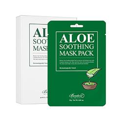 Benton Aloe Soothing Mask Pack 10ea