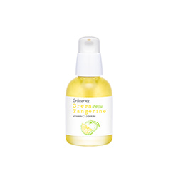 Grunersee Green Jeju Tangerine Vitamin C 5.5 Serum 30g