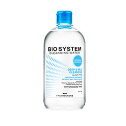 FROM NATURE Bio system Cleansing Water 500ml