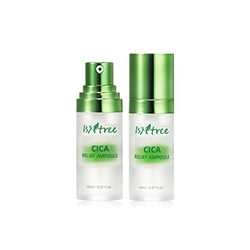 Isntree Cica Relief Ampoule 11ml * 2ea