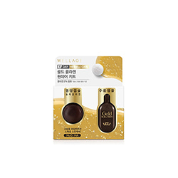 WELLAGE Real Gold Collagen One Day Kit 1ea