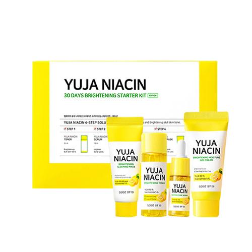 [TIME DEAL] SOME BY MI Yuja Niacin 30 Days Brightening Starter Kit