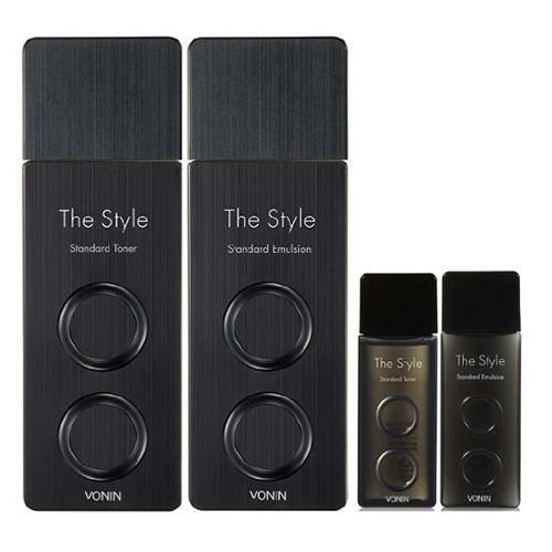 VONIN The Style Standard Toner & Emulsion Set