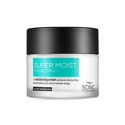 SCINIC Super Moist Facial Cream 80ml