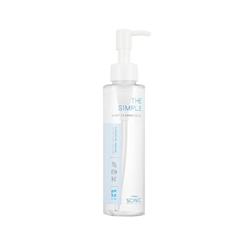 SCINIC The Simple Light Cleansing Oil 150ml