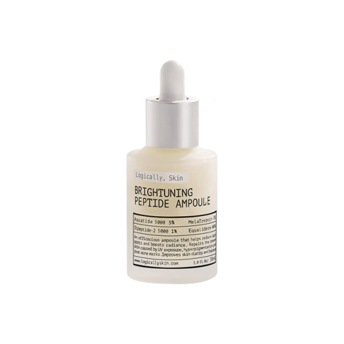 Logically, Skin Brightuning Peptide Ampoule 30ml