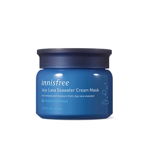 innisfree Jeju Lava Seawater Cream Mask 60ml