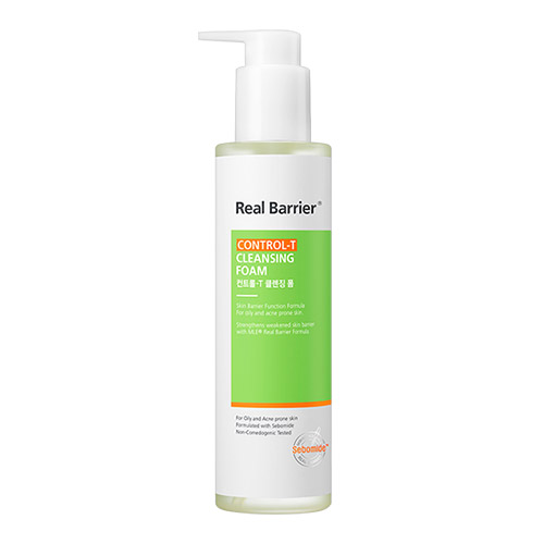 Real Barrier Control-T Cleansing Foam 190ml