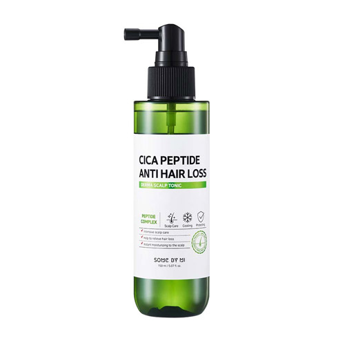 [TIME DEAL] SOME BY MI Cica Peptide Anti Hair Loss Derma Scalp Tonic 150ml