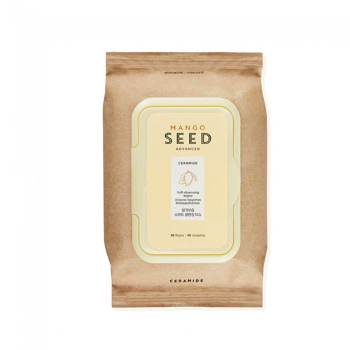 THE FACE SHOP Mango Seed Ceramide Soft Cleansing Wipes 50ml