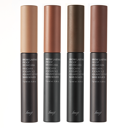 THE FACE SHOP Brow Lasting Proof Browcara