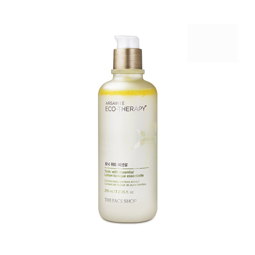 THE FACE SHOP Arsainte Eco Therapy Tonic with Essential 215ml
