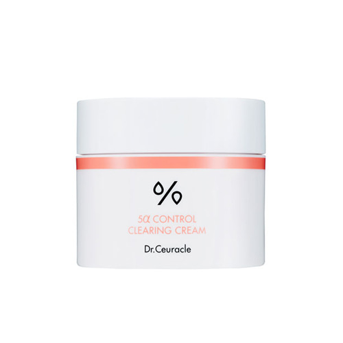 Dr.Ceuracle 5α Control Clearing Cream 50ml