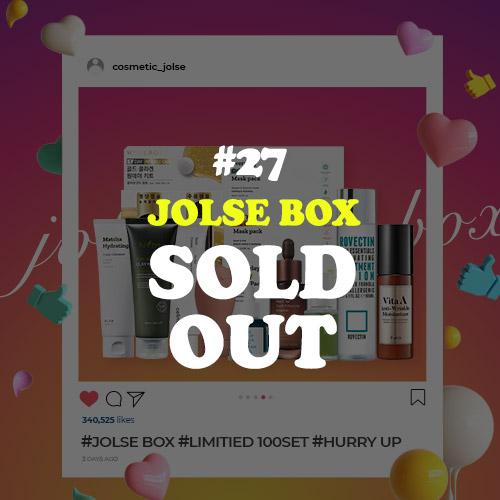 JOLSE BOX #27