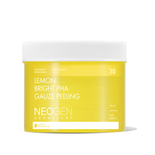 NEOGEN DERMALOGY Lemon Bright Pha Gauze Peeling 30ea