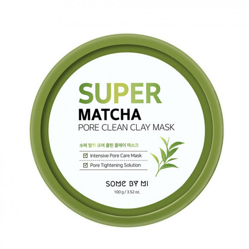 [TIME DEAL] SOME BY MI Super Matcha Pore Clean Clay Mask 100g