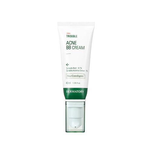 DERMATORY Pro Trouble Acne BB Cream 40ml